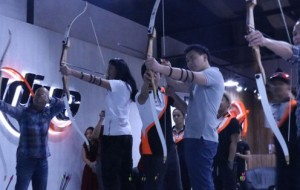 Indoor archery range opens in Davao in Gaisano Mall