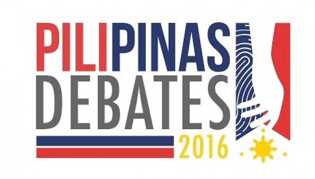 First Presidential Debate Now Live in Capitol City, CDO