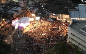 Thousands show up for Duterte's 'grand rally' in Davao