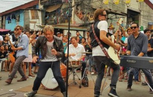 Switchfoot in Tondo