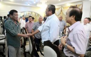 Duterte offers 3 million reward for druglords heads