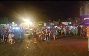 Explosion at Davao Roxas Night Market