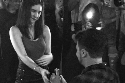 Coleen Garcia, Billy Crawford get engaged