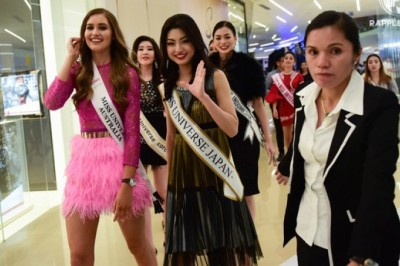Davao's 4,000 cops to secure ASEAN 2017 launch and Miss Universe 2017 pageant