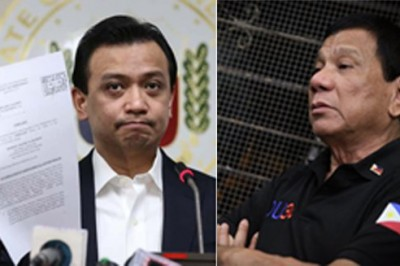 Rebuffed, Trillanes presses Duterte to open bank account