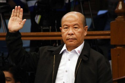 Senate closes Lascañas probe after one hearing