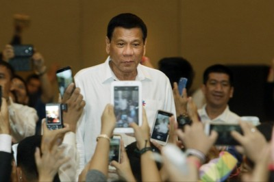 Duterte takes early lead in TIME's 'most influential' poll | Inquirer Global Nation