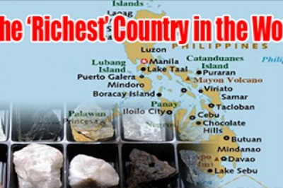 VIDEO: Philippines is The Richest Country in the World