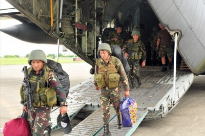 400 more soldiers to secure Davao City