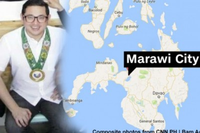 Bam Aquino visited Marawi before the Maute group attack