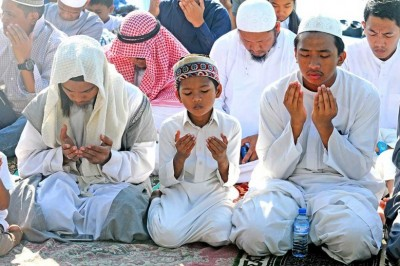4,000 people join Eid'l Fitr celebration in Davao