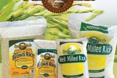 Sunmade Brown Rice - A Proud Mindanao Product