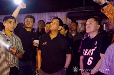 Duterte says no survivors among 29 trapped in NCCC mall fire