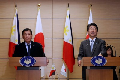 Japan Offers Aid for Typhoon Victims