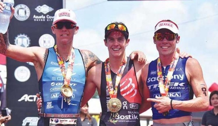Ironman 70.3 medal features Mindanao's culture, T'Boli brass craftsmanship