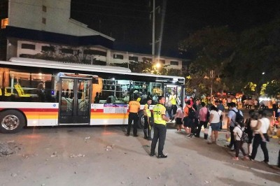 Augmented bus service extension sought