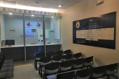 Authentication hub opens in Davao