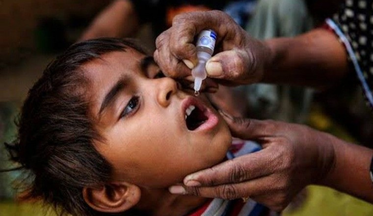 Polio re-emerges in the Philippines after 19 years